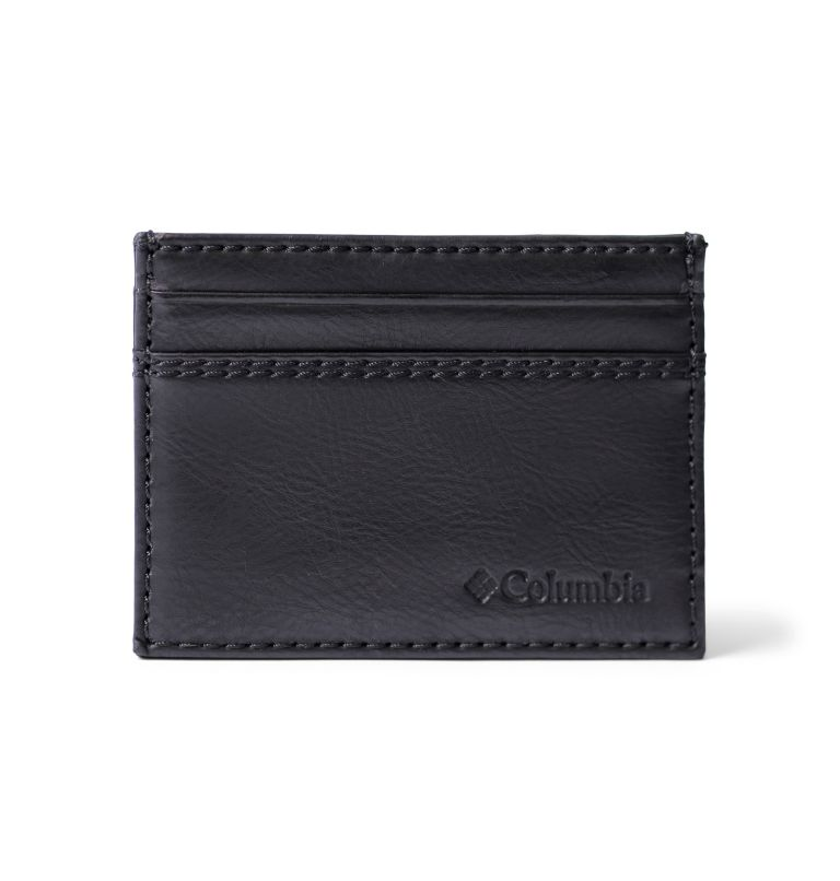 2 FOR 1 Wallet with Card Case | 001 | O/S Men's 2-for-1 Wallet with Card Case, Black, a3