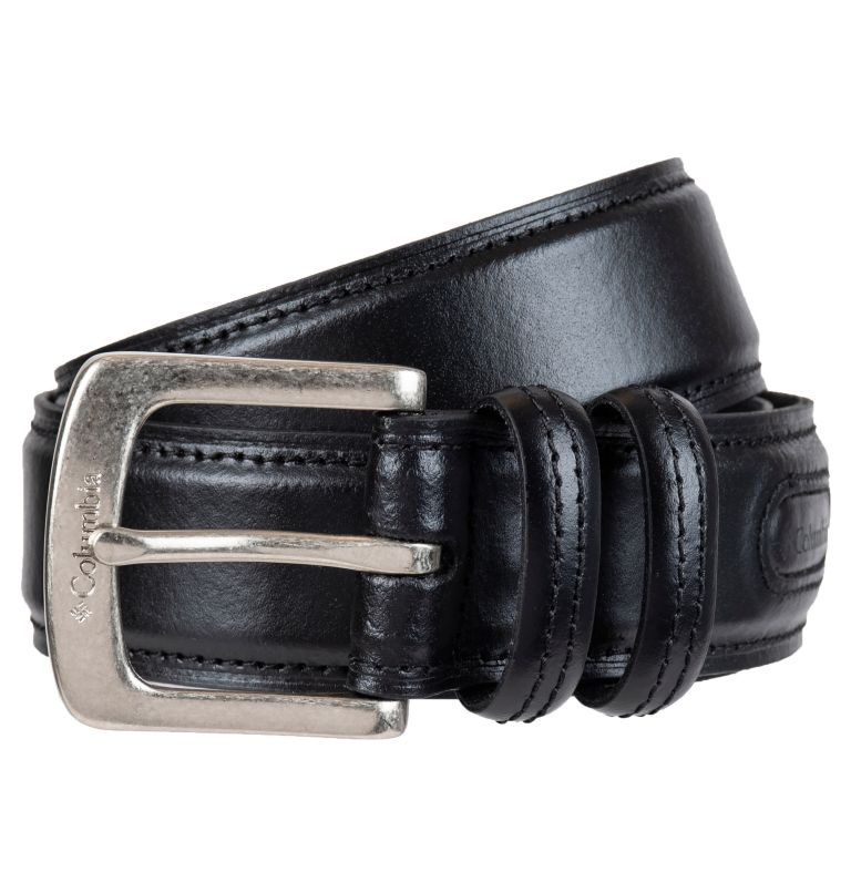 Men's Goose Lake Leather Belt Men's Goose Lake Leather Belt, front