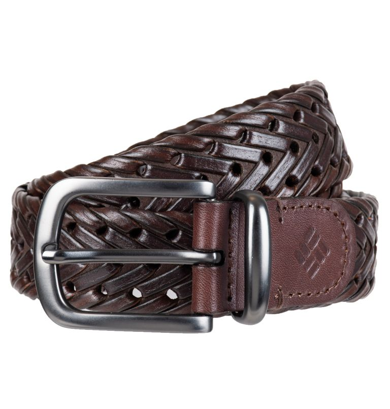 Men's Cottonwood Canyon Leather Belt Men's Cottonwood Canyon Leather Belt, front