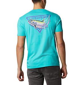 Men's PFG Ginger Graphic T-Shirt Short Sleeve