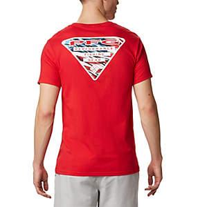 Men's PFG Salute Graphic T-Shirt Short Sleeve