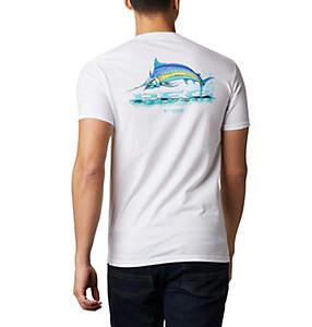 Men's PFG Scribble Graphic T-Shirt