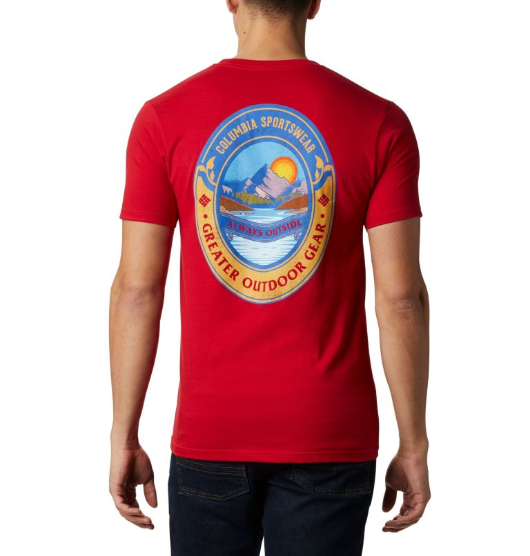 Men's Lakel T-Shirt Men's Lakel T-Shirt, front