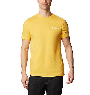 Men's Lakel T-Shirt Men's Lakel T-Shirt Short Sleeve | 742 | S, Golden Nugget, back