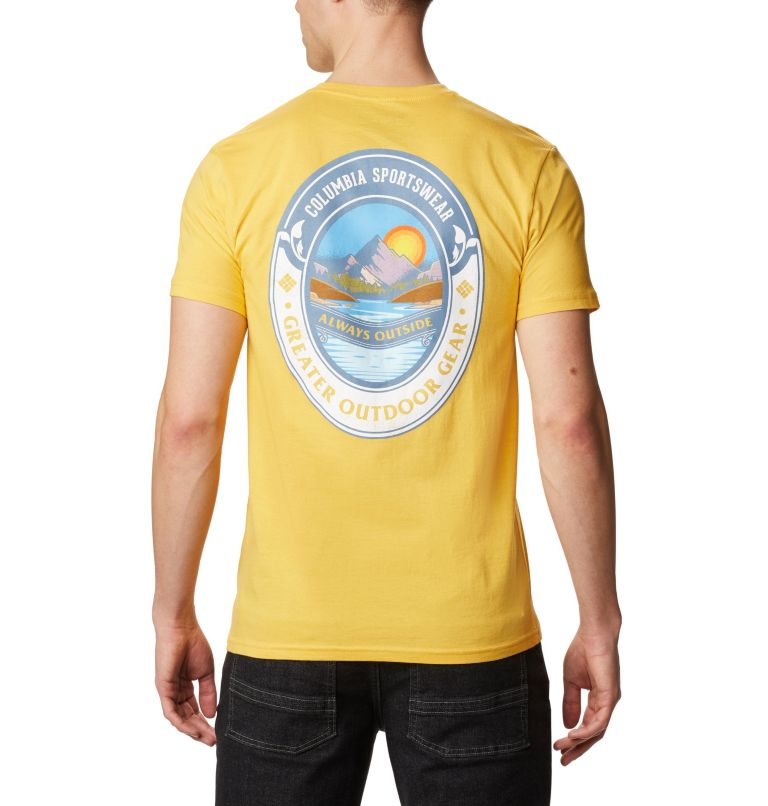 Men's Lakel T-Shirt Men's Lakel T-Shirt, front