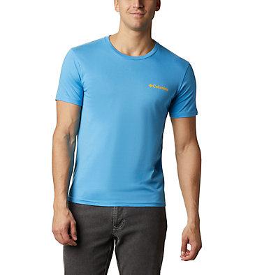 Men's Cliffed T-Shirt  Men's Cliffed T-Shirt Short Sleeve | 613 | S, Yacht, back