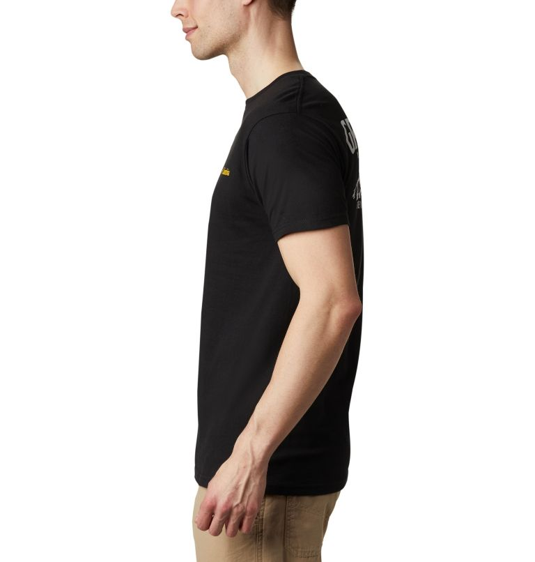 Men's Teton Cotton T-Shirt Men's Teton Cotton T-Shirt, a1