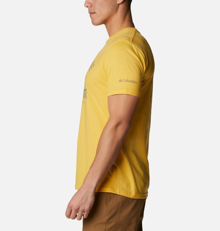 Men's Pack Yellowstone T-Shirt Men's Pack Yellowstone T-Shirt, a1