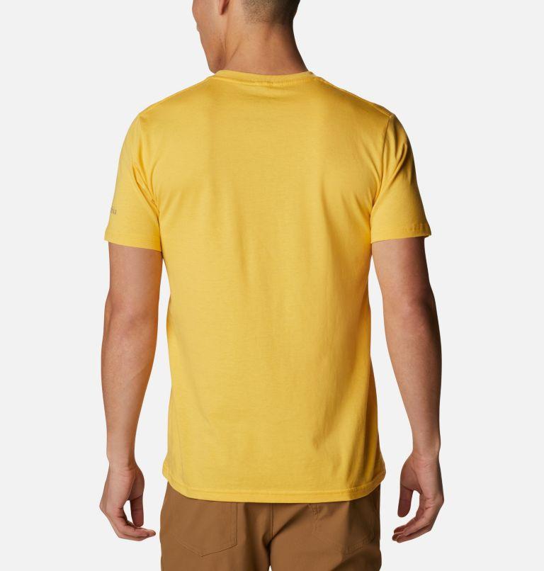 Men's Pack Yellowstone T-Shirt Men's Pack Yellowstone T-Shirt, back
