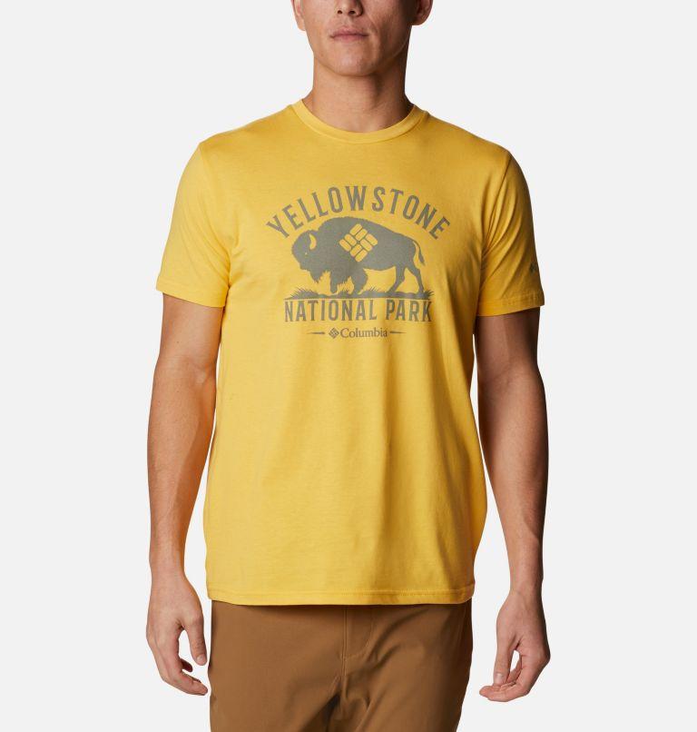 Men's Pack Yellowstone T-Shirt Men's Pack Yellowstone T-Shirt, front