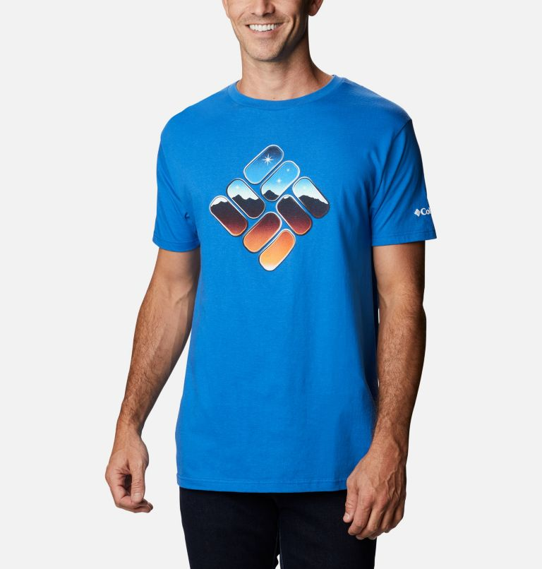 Men's Gemini T-Shirt Men's Gemini T-Shirt, front