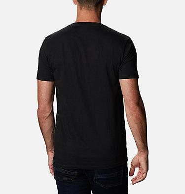 Men's Iconic T-Shirt Men's Iconic Graphic T-Shirt Short Sleeve | 100 | S, Black, back