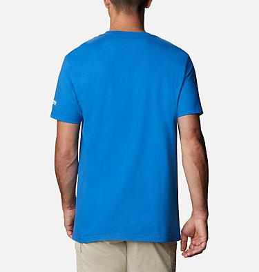 Men's PFG Cairy T-Shirt Men's PFG Cairy Graphic T-Shirt Short Sleeve | 487 | S, Vivid Blue, back
