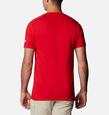 Men's PFG Cairy T-Shirt Men's PFG Cairy Graphic T-Shirt Short Sleeve | 487 | S, Red Sprak, back