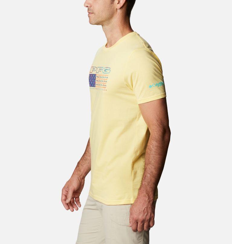 Men's PFG Cairy Graphic T-Shirt Short Sleeve | 707 | S Men's PFG Cairy T-Shirt, Sunlit, a1