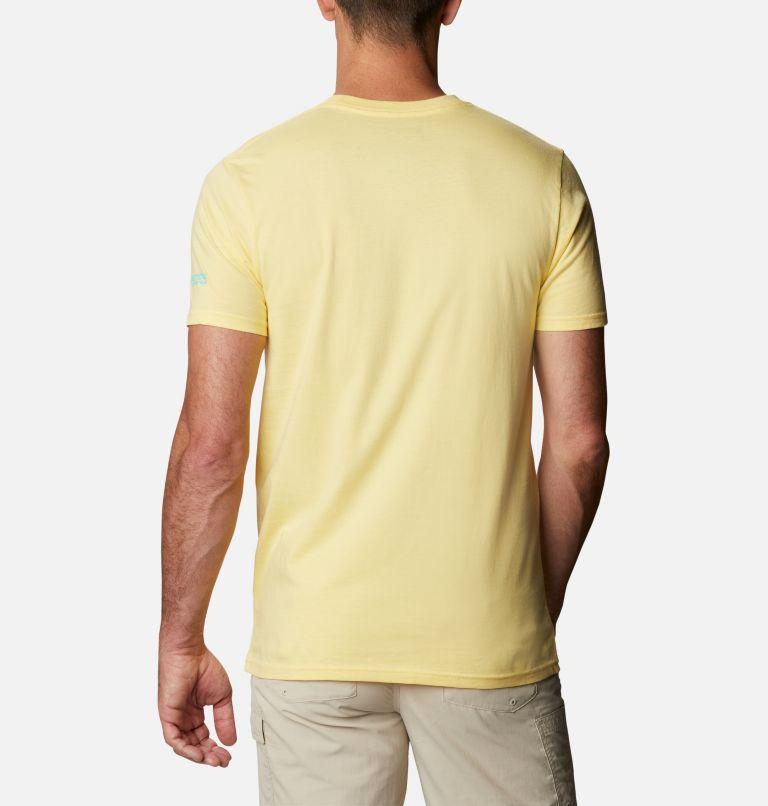 Men's PFG Cairy Graphic T-Shirt Short Sleeve | 707 | M Men's PFG Cairy T-Shirt, Sunlit, back