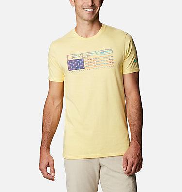 Men's PFG Cairy T-Shirt Men's PFG Cairy Graphic T-Shirt Short Sleeve | 487 | S, Sunlit, front