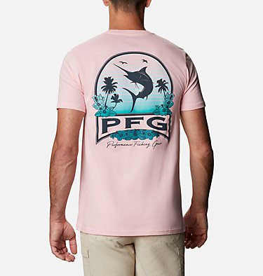 Men's PFG Charter T-Shirt Men's PFG Charter Graphic T-Shirt Short Sleeve | 499 | S, Cupid, front