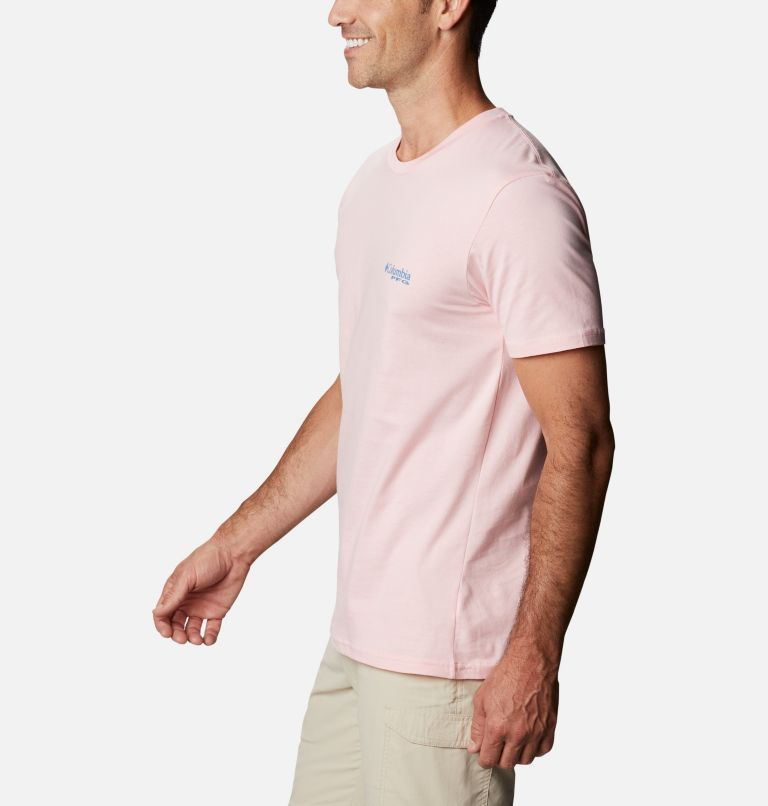 Men's PFG Eldo Graphic T-Shirt Short Sleeve | 651 | S Men's PFG Eldo T-Shirt, Cupid, a1