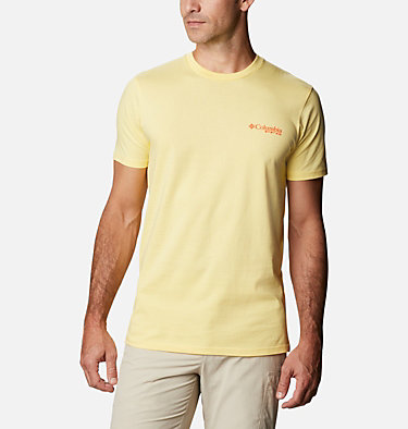 Men's PFG Fidel T-Shirt Men's PFG Fidel Graphic T-Shirt Short Sleeve | 425 | S, Sunlit, back