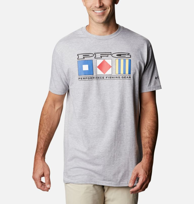 Men's PFG Signal T-Shirt Men's PFG Signal T-Shirt, front
