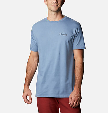 Men's PHG Amount T-Shirt Men's PHG Amount Graphic T-Shirt Short Sleeve | 613 | S, Steel, back