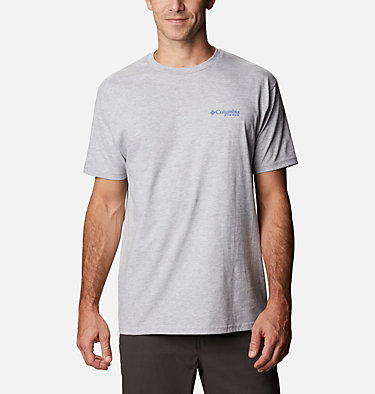 Men's PHG Harvest T-Shirt Men's PHG Harvest Graphic T-Shirt Short Sleeve | 039 | S, Grey Heather, back