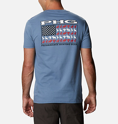 Men's PHG Harvest T-Shirt Men's PHG Harvest Graphic T-Shirt Short Sleeve | 039 | S, Steel, front