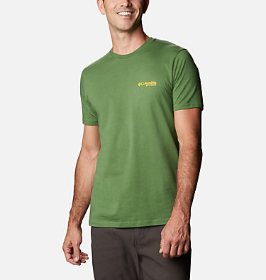 Men's PHG Native T-Shirt Men's PHG Native Graphic T-Shirt Short Sleeve | 805 | S, Dark Backcountry, back