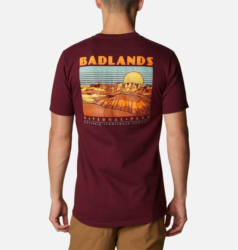 Men's Badlands Park T-Shirt Men's Badlands Park T-Shirt, front