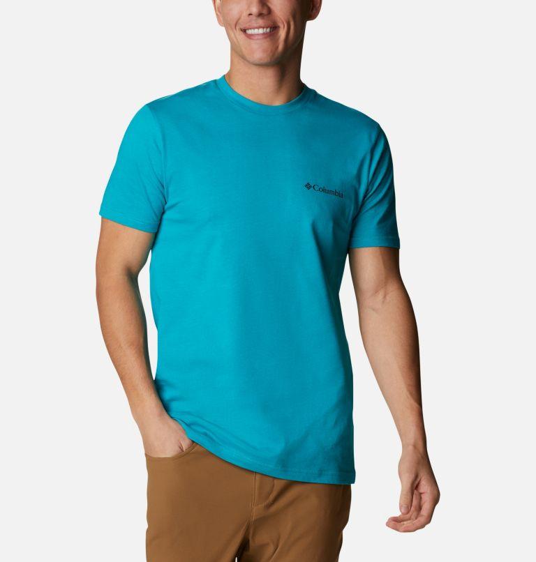 Men's Backpacking T-Shirt Men's Backpacking T-Shirt, back