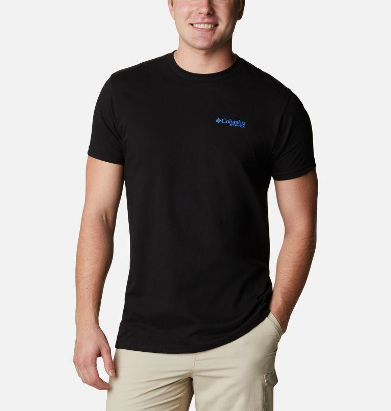 Men's PFG Hooked Graphic T-Shirt Men's PFG Hooked Graphic T-Shirt, back