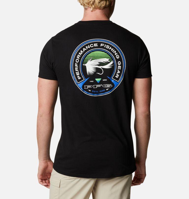 Men's PFG Hooked Graphic T-Shirt Men's PFG Hooked Graphic T-Shirt, front