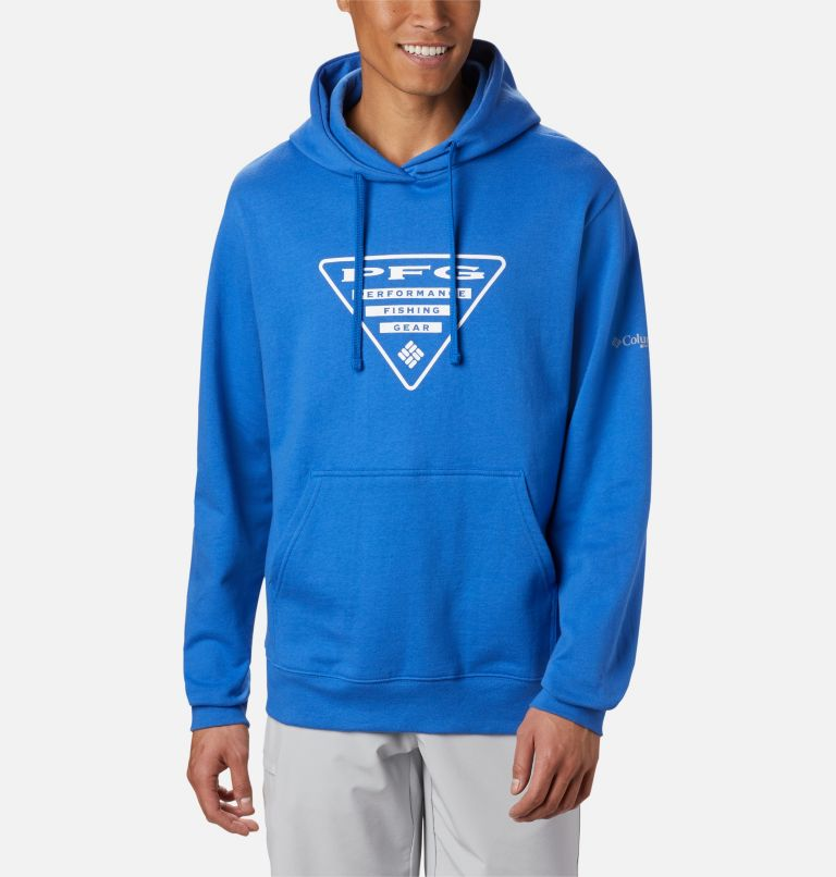 Men's PFG Triangle™ Hoodie Men's PFG Triangle™ Hoodie, front