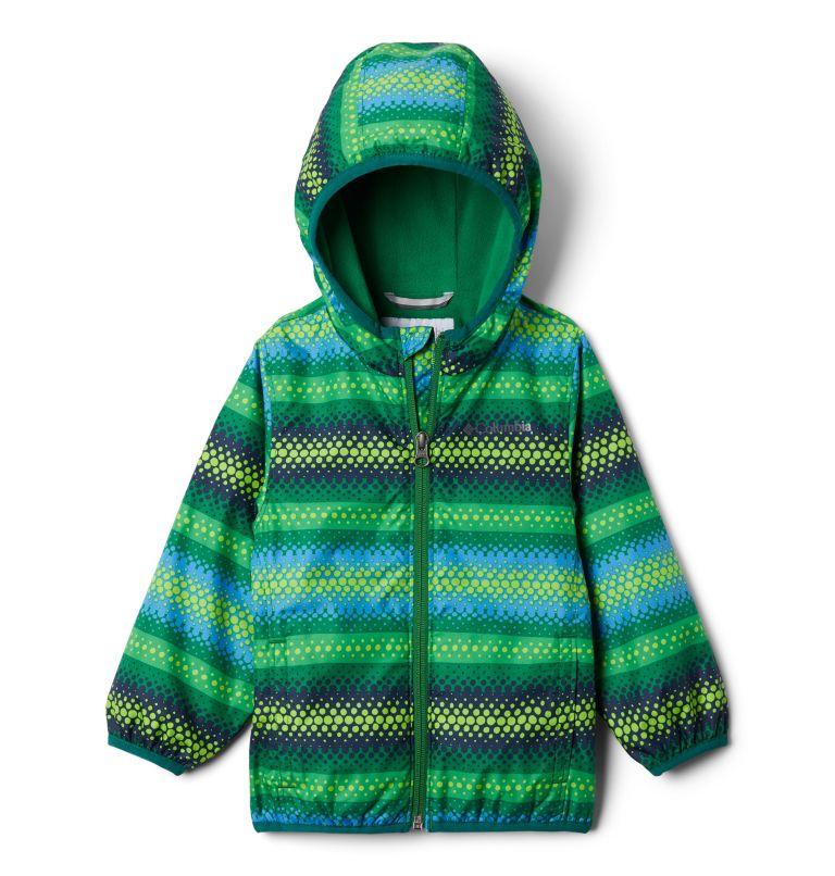 Manteau coupe-vent Mini Pixel Grabber™ II pour garçon – Tout-petit Manteau coupe-vent Mini Pixel Grabber™ II pour garçon – Tout-petit, front