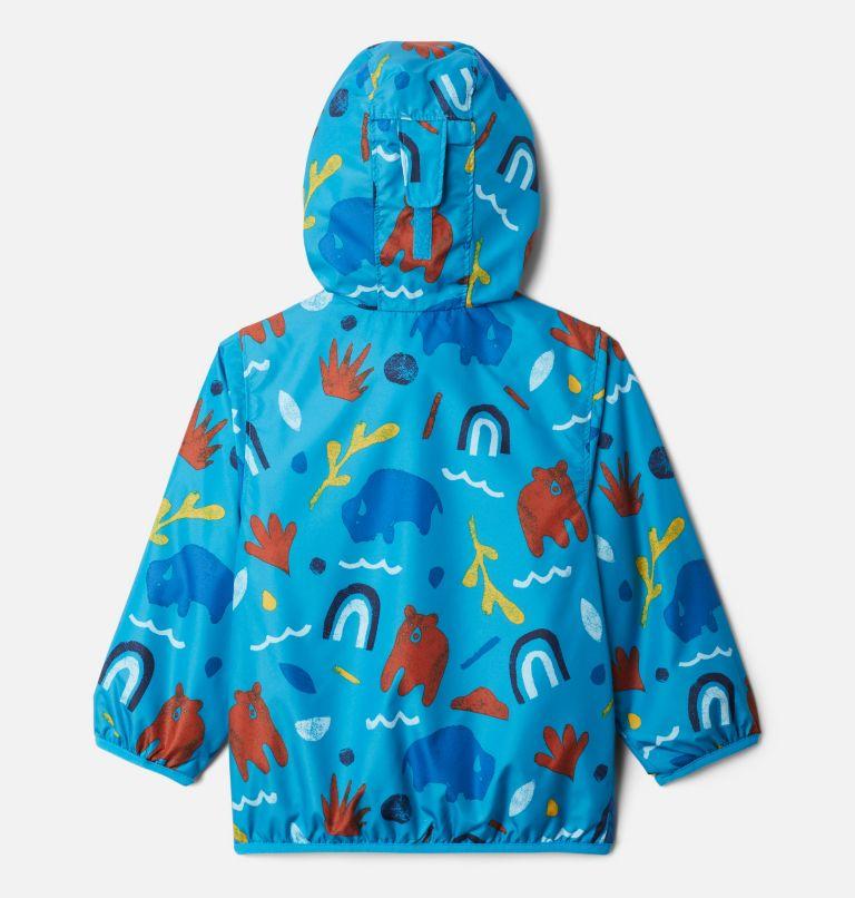 Toddler Mini Pixel Grabber™ II Wind Jacket Toddler Mini Pixel Grabber™ II Wind Jacket, back