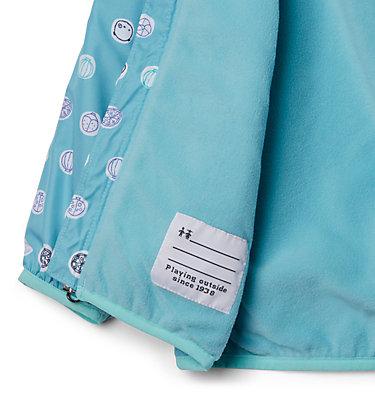 Manteau coupe-vent Mini Pixel Grabber™ II pour garçon – Tout-petit Mini Pixel Grabber™ II Wind Jacket | 481 | 2T, Aquatint Polka Pets, a1