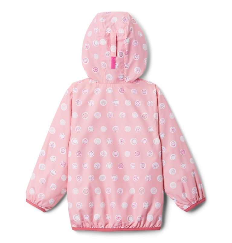 Manteau coupe-vent Mini Pixel Grabber™ II pour garçon – Tout-petit Manteau coupe-vent Mini Pixel Grabber™ II pour garçon – Tout-petit, back