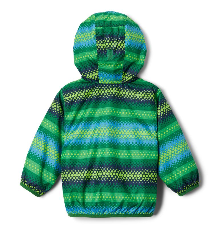 Infant Mini Pixel Grabber™ II Wind Jacket Infant Mini Pixel Grabber™ II Wind Jacket, back