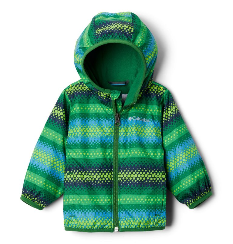 Infant Mini Pixel Grabber™ II Wind Jacket Infant Mini Pixel Grabber™ II Wind Jacket, front