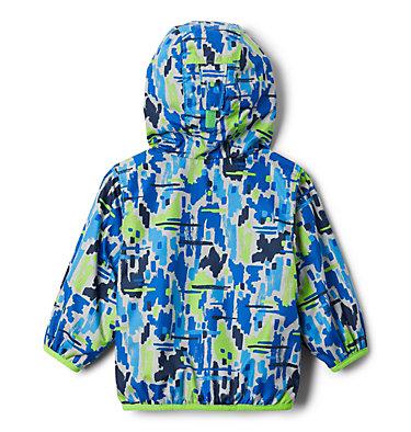 Infant Mini Pixel Grabber™ II Wind Jacket Mini Pixel Grabber™ II Wind Jacket | 362 | 12/18, Green Mamba Brushy Camo, back