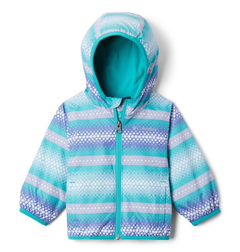 Infant Mini Pixel Grabber™ II Wind Jacket Infant Mini Pixel Grabber™ II Wind Jacket, front