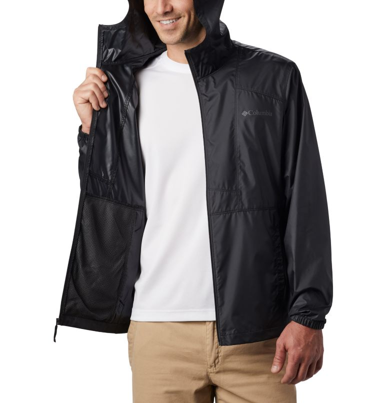 M Flashback™ Windbreaker | 011 | M Men's Flashback Windbreaker, Black, Black, a3