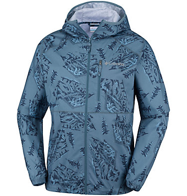 Men's Flash Forward™ Windbreaker Print Jacket , front