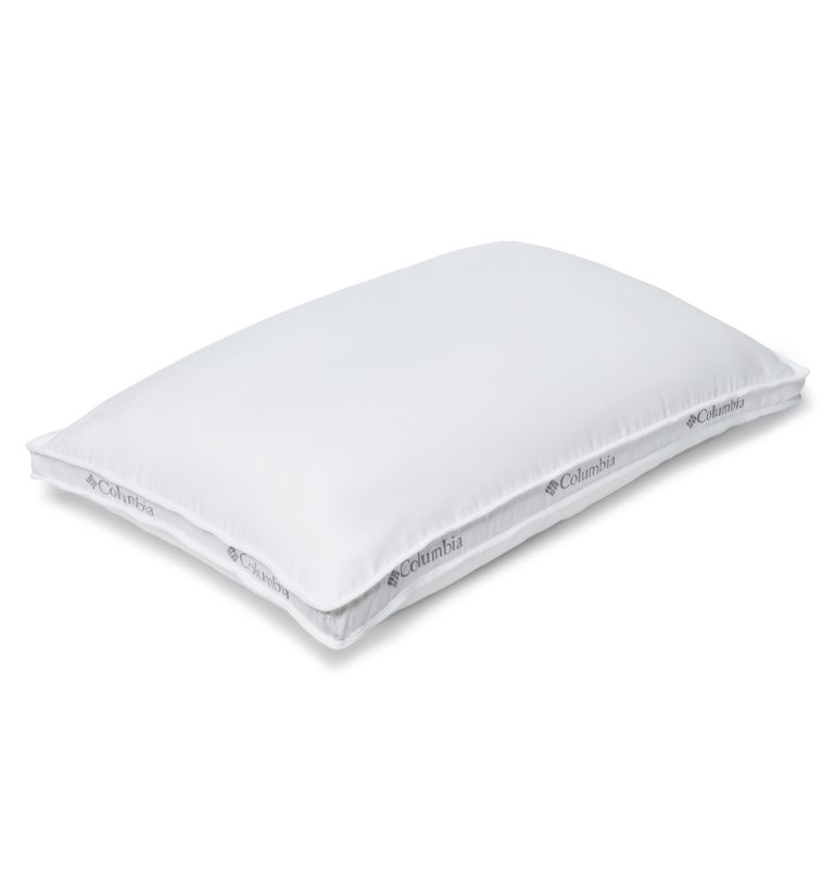 Down Alternative Allergen Pillow STD/QN | 100 | STDQN Down Alternative Allergen Pillow –Standard/Queen, White, front