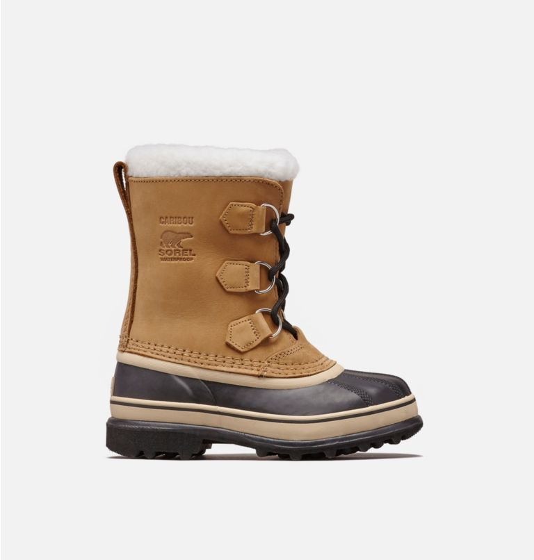 YOUTH CARIBOU™ | 281 | 7 Youth Caribou™ Boot size 13-6, Buff, front