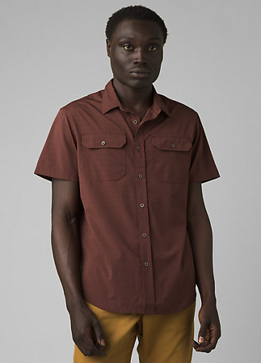 Cayman Shirt Cayman Shirt, Dark Umber