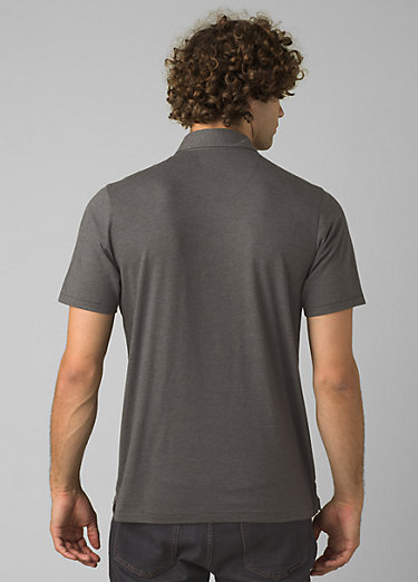 prAna Polo prAna Polo, Charcoal Heather