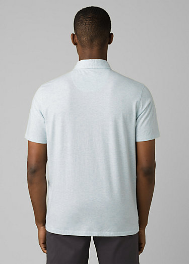 prAna Polo prAna Polo, Ice Blue Heather