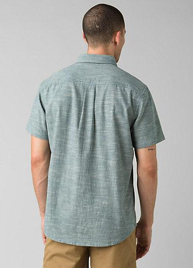 Agua Shirt - Slim Agua Shirt - Slim, Atlantic
